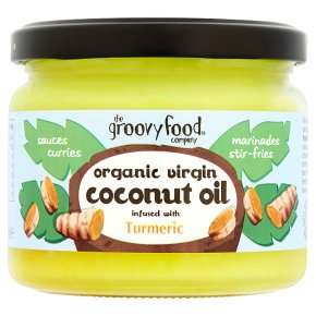 Groovy Food Virgin Coconut