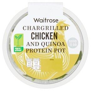 GOOD TO GO Chicken & Quinoa Protein Pot