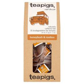 Teapigs honey bush & rooibos 15 tea bags
