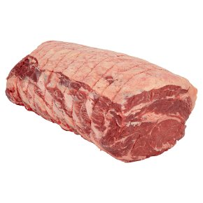 British Beef Boneless Rolled Rib Joint