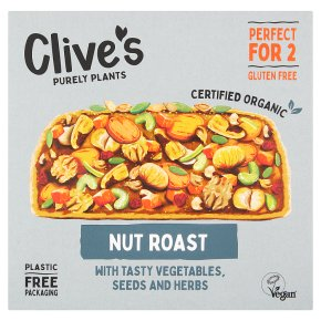 Clive's Nut Roast