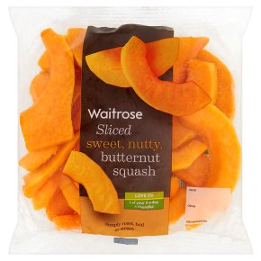 Waitrose Butternut Squash Wedges