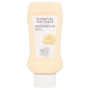 essential Waitrose squeezy mayonnaise