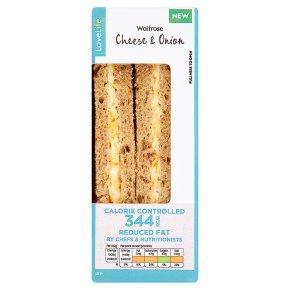LoveLife Cheese & Onion Sandwich