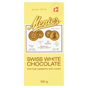 Menier White Chocolate