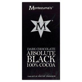 Montezuma's Dark Chocolate Absolute Black