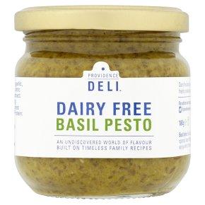 Providence Deli dairy free basil pesto