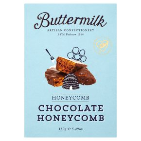 Buttermilk Chocolate Honeycomb