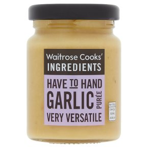 Cooks' Ingredients Garlic Purée