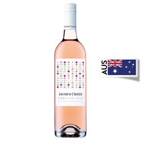 Jacob's Creek Moscato, Australian, Rose Wine