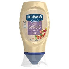 Hellmann's Garlic Chilli Sauce