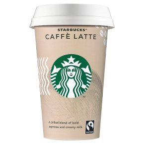Starbucks Seattle latte