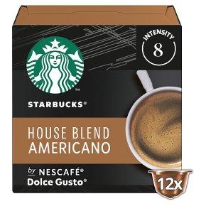 Starbucks Dolce Gusto Americano 12s