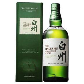 Suntory Hakushu Single Malt Whisky