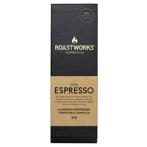 Roastworks The Espresso Capsules
