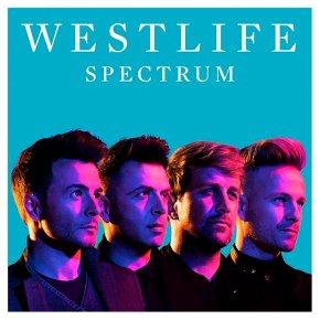 CD Westlife Spectrum