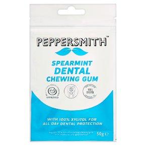 Peppersmith Dental Spearmint Gum