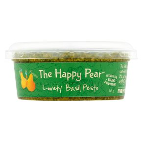 The Happy Pear Basil Pesto