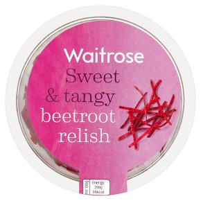 Waitrose Beetroot Relish