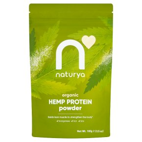 Naturya Blend Organic Hemp Protein Powder