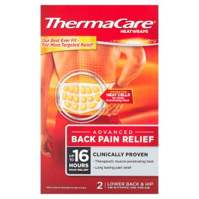 Thermacare Heatwraps Back Pain Relief