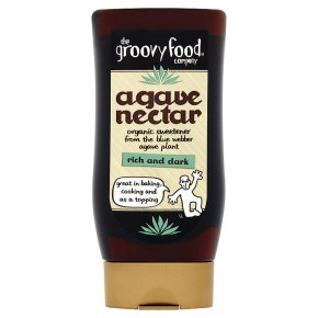 The Groovy Food Co Agave Nectar Rich & Dark