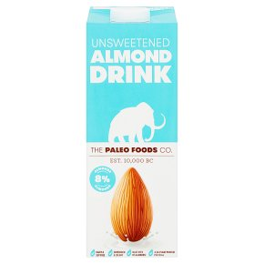 The Paleo Foods Co. Unsweetened Almond Drink