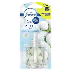 Ambi Pur Plug Refill Cotton Fresh