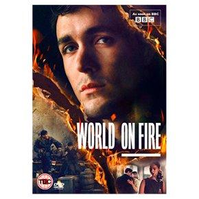 DVD World On Fire