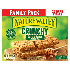 Nature Valley Family Pack Oats & Honey