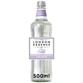 London Essence Co. Grapefruit & Rosemary Tonic Water