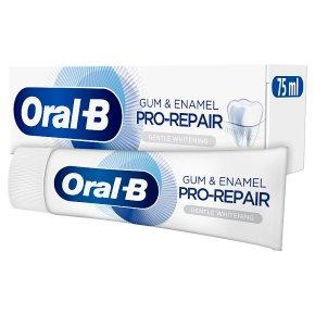 Oral-B Gum & Enamel Whitening Toothpaste