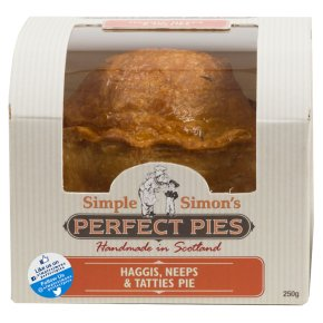 Simple Simons supper pie