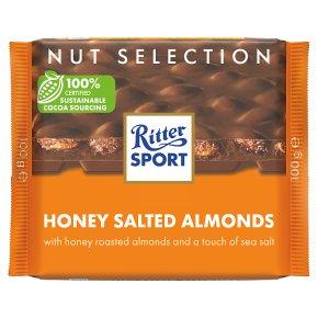 Ritter Sport Honey Salt Almonds