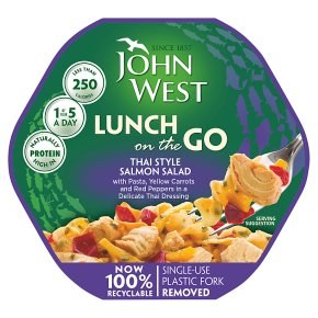 John West Light Lunch Thai Style Salmon Salad