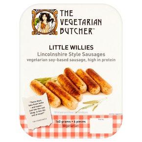 The Vegetarian Butcher Little Willies