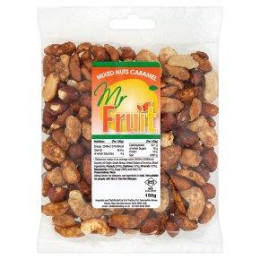 Mr Fruit Mixed Nuts Caramel