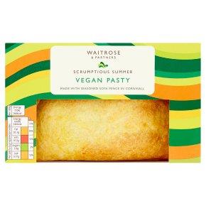 Waitrose Vegan Pasty
