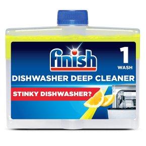 Finish Dishwasher Cleaner Lemon Sparkle