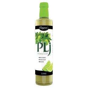 PLj Lime Juice