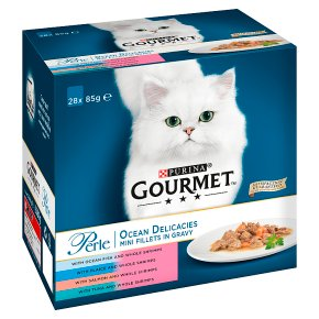 Gourmet Perle Cat Food Ocean Delicacies