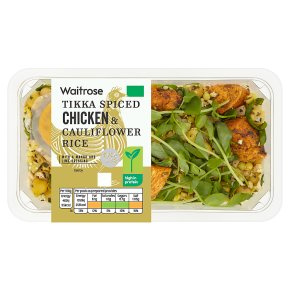 GOOD TO GO Tikka-Spiced Chicken & Cauliflower Rice