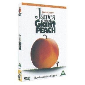 DVD James & The Giant Peach