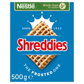 Frosted Shreddies