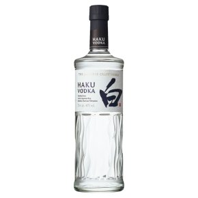 Haku Vodka Japan