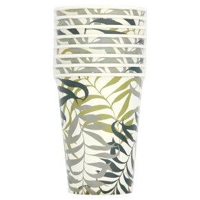 Waitrose Verdant Paper Cups