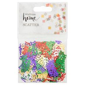 Waitrose Party Happy Birthday Confetti