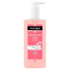 Neutrogena Refresh Clear Face Wash