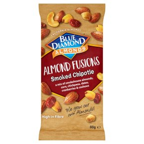 Blue Diamond Almond Fusions Smoked Chipotle