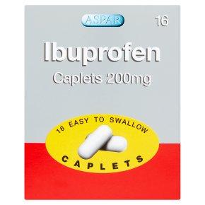 Aspar Ibuprofen Caplets